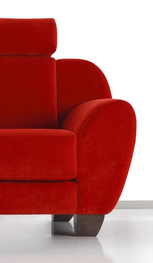 D13000 sof estilo retro disponible en 3 2 1 plazas for Sofa 2 plazas mas chaise longue