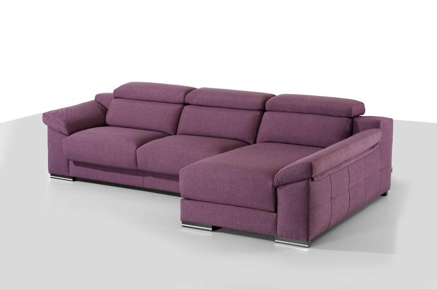 Moderno sof con opci n rinconera chaiselongue y en 3 2 - Sofa rinconera moderno ...