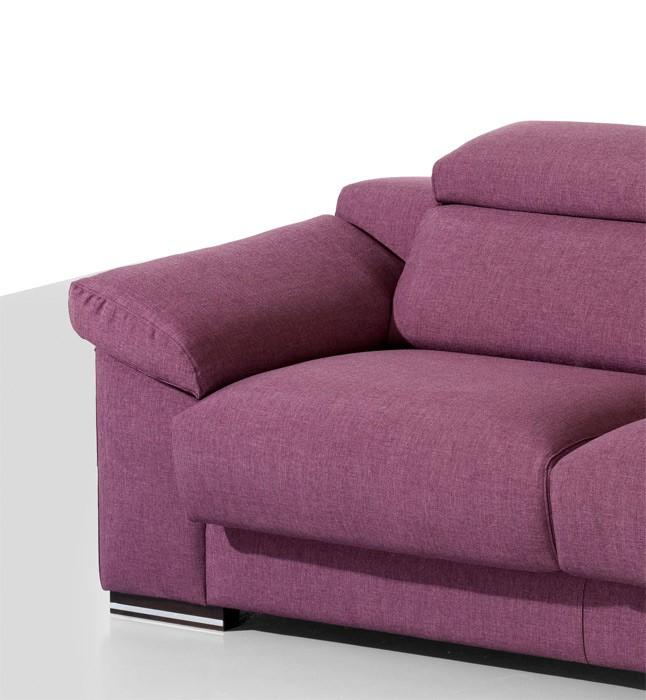 Moderno sof con opci n rinconera chaiselongue y en 3 2 y 1 plaza - Sofa rinconera moderno ...