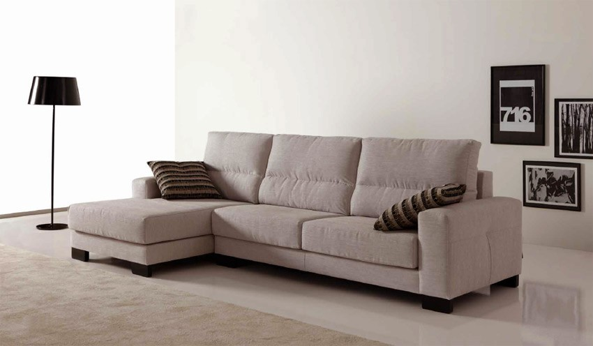 Casas cocinas mueble sofa sevilla ofertas for Sofa con chaise longue