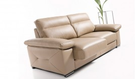 A52000 Sofá disponible en 3, 2 y 1 plazas y con opción Chaiselongue.