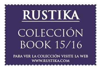 RUSTIKA COLECCION BOOK 15/16