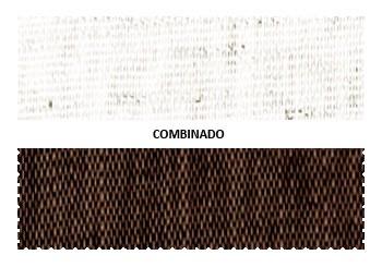 LINUM 9100+LINUM 9103 (BLANCO-MARRON)
