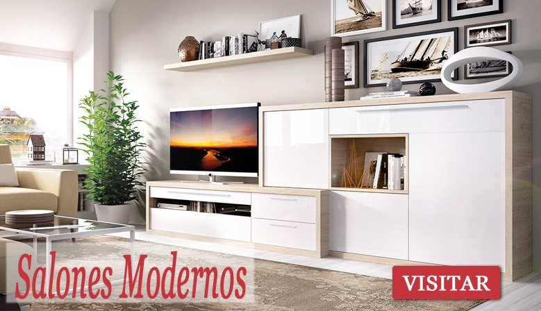 Salones modernos
