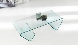 Mesa de Centro de Cristal Ref Q139000