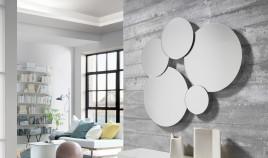 Espejo moderno con acabado lacado Ref Q148000