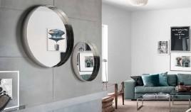 Espejo de diseño disponible en dos tamaños Ref Q156000