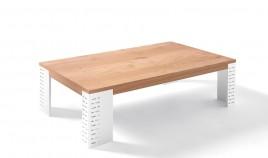 Mesa de Centro con acabado lacado o en chapa natural Ref L167000