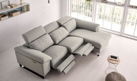 A21100 Sofá Reláx chaiselongue disponible en 4, 3, 2 y 1 plazas
