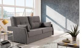 A17000 Sofá cama con apertura Italiana disponible en 3 y 1 Plazas