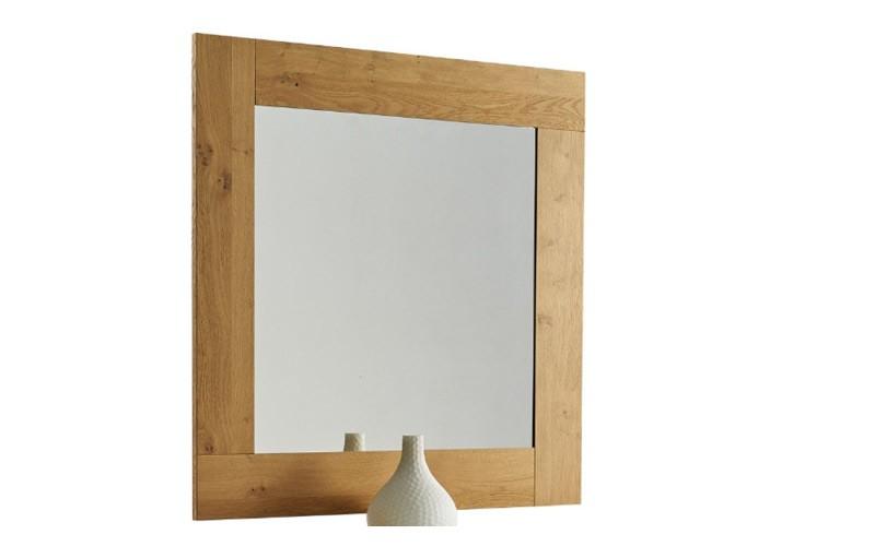 Espejo acabado lacado o en chapa natural Ref L199000