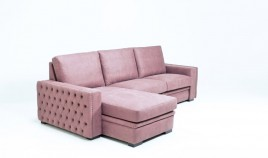 PT13000 Sofá clásico chaiselongue o rinconera disponible tambien en 4, 3, 2 y 1 Plazas