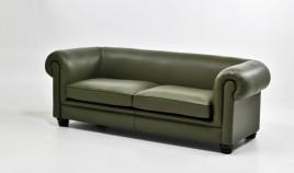 PT28000 Sofá clásico en 3, 2 y 1 Plazas, disponible tambien con rinconera