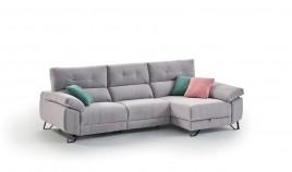 MT12000 Sofá chaiselongue con arcón disponible tambien con rinconera y en 4, 3, 2 y 1 Plazas