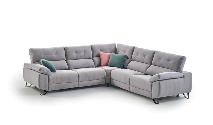 MT12100 Rinconera disponible tambien en chaiselongue con arcón y en 4, 3, 2 y 1 Plazas