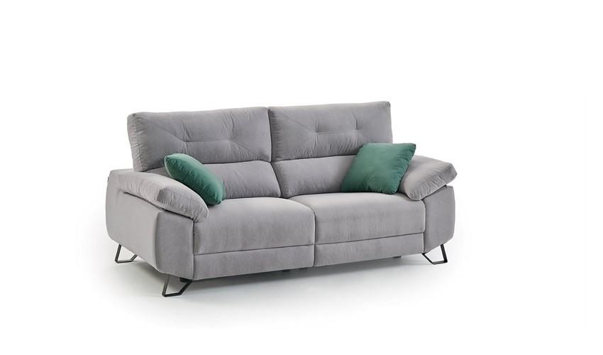 MT12200 Sofá 4, 3, 2 y 1 Plazas disponible tambien en chaiselongue con arcón y rinconera