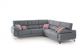 MT13100 Rinconera disponible tambien en chaiselongue con arcón y en 4, 3, 2 y 1 Plazas