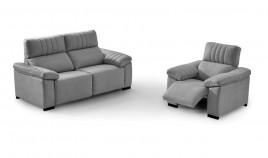 MT15300 Sofá Reláx motorizado en 4, 3, 2 y 1 Plazas disponible con chaiselongue con arcón