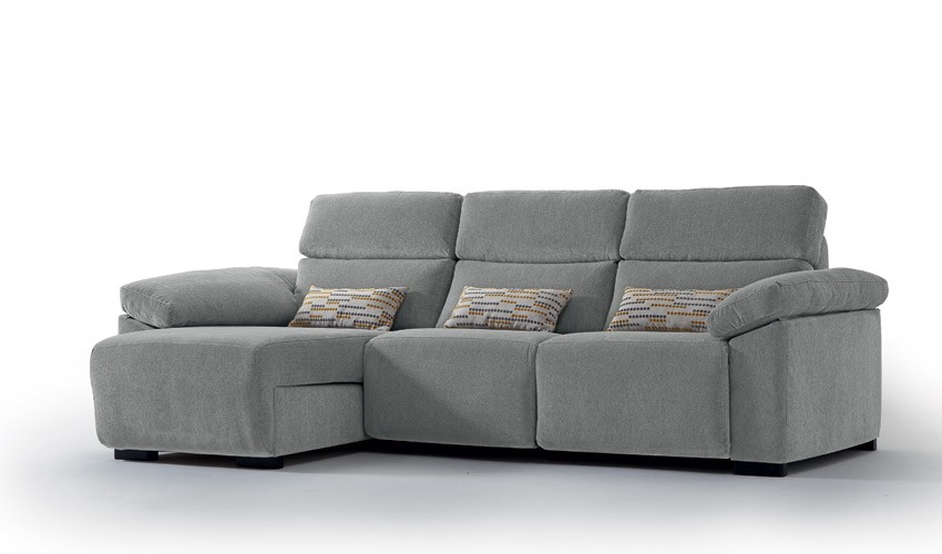 MT17000 Sofá chaiselongue con arcón disponible tambien en 4, 3, 2 y 1 Plazas