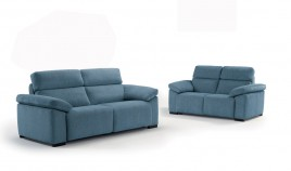 MT17100 Sofá en 4, 3, 2 y 1 Plazas disponible tambien en opción con chaiselongue con arcón