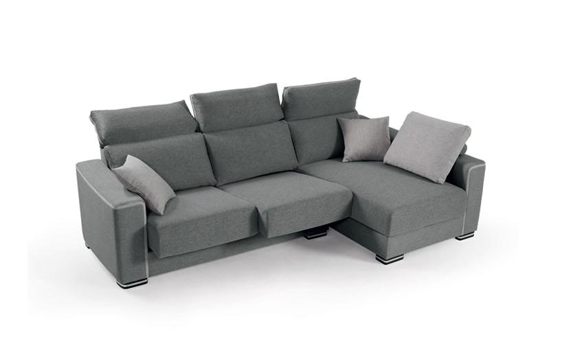 MT20000 Sofá chaiselongue con arcón disponible en 4, 3, 2 y 1 Plazas