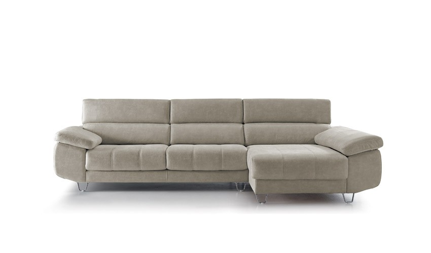 MT23000 Sofá chaiselongue con arcón disponible en 4, 3, 2 y 1 Plazas