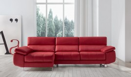 MT23100 Sofá chaiselongue con arcón disponible en 4, 3, 2 y 1 Plazas