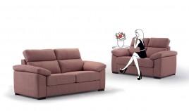 MT25100 Sofá en 4, 3, 2 y 1 Plazas disponible tambien con opción chaiselongue con arcón