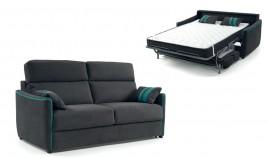 MT30000 Sofá Cama de apertura Italiana disponible en 3 y 2 Plazas