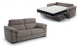 MT32000 Sofá Cama de apertura Italiana disponible en 3 y 2 Plazas