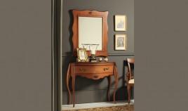 Conjunto recibidor clásico con consola y espejo Ref H10006