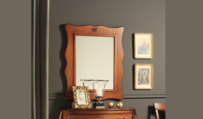 Espejo clásico disponible en diferentes colores Ref H10008