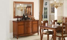Conjunto aparador clásico con espejo Ref H10014