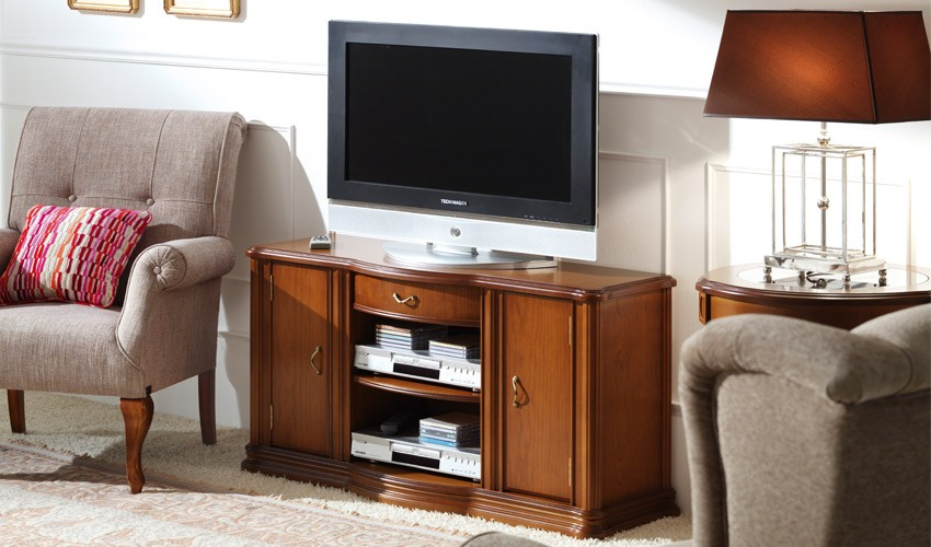 Mesa de televisión Clásica Ref H10032