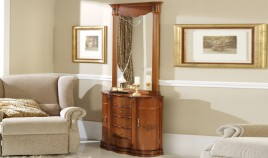 Conjunto aparador clásico con espejo Ref H10035