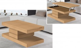 Mesa de Centro moderna Elevable Ref H10060