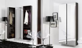 Zapatero con espejo de 2 hojas Ref H10139
