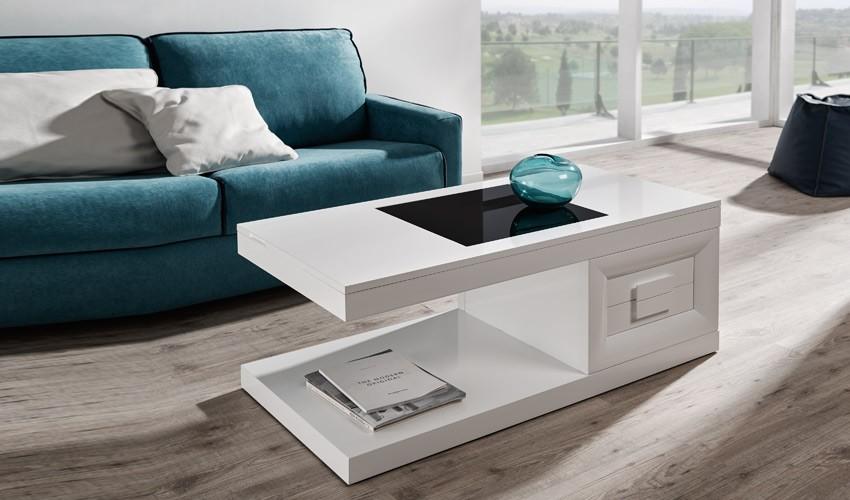 Mesa de Centro de Diseño Elevable Ref H10176