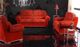 A71300 Sofá Clásico disponible en 3, 2 y 1 Plazas