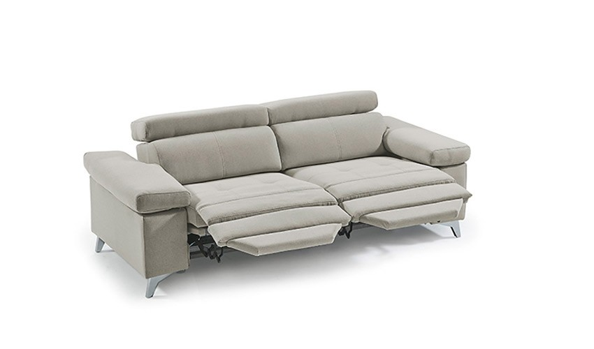 MT46300 Sofá Reláx motorizado en 4, 3, 2 y 1 Plazas disponible con chaiselongue