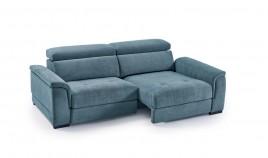 MT44100 Sofá con deslizante convertible en cama y en chaiselongue