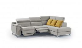 MT46500 Sofá Reláx motorizado Rinconera disponible tambien en 4, 3, 2 y 1 Plazas
