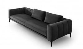 D59000 Sofá de diseño en 4, 3 y 2 plazas disponible tambien con chaiselongue
