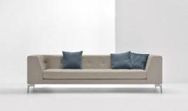 D61000 Sofá de diseño en 4, 3 y 2 plazas disponible tambien con chaiselongue