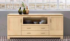 Aparador disponible en 2 medidas fabricado en madera de Pino Ref JI10111