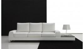 Sofá de 3 plazas con Mesita Ref D12100