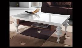 Mesa de Centro con Patas en Haya Lacada Ref L50000