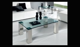 Mesa de Centro con Patas en Acero Ref L52000