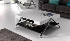 Mesa de Centro Cuadrada de diseño Ref L60000