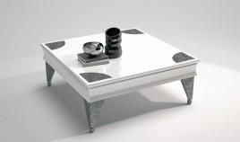 Mesa de Centro de Diseño con Grabados Ref L61000